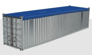 40-футовый Open Top контейнер