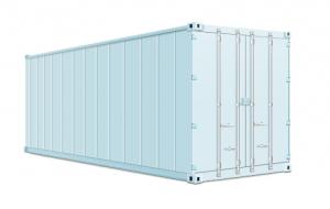 20-футовый изолированный контейнер