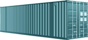 40-футовый High Cube контейнер