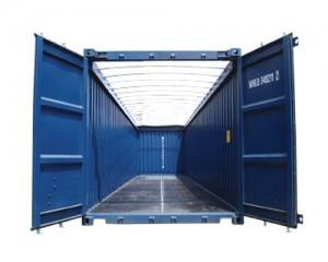 20-футовый Open Top контейнер