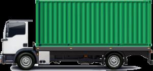 10-тонник с 20 футовым контейнером