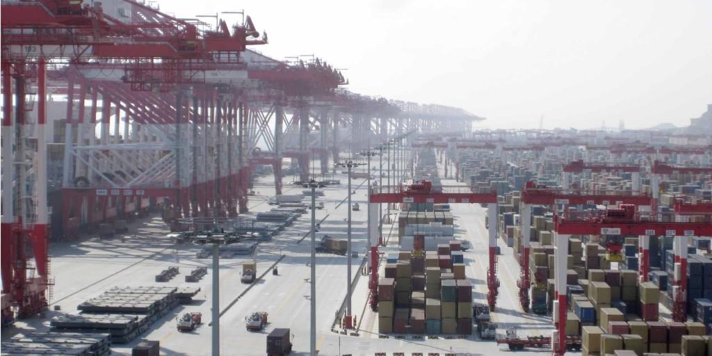 Доставка перевозка грузов из Шанхая в Москву